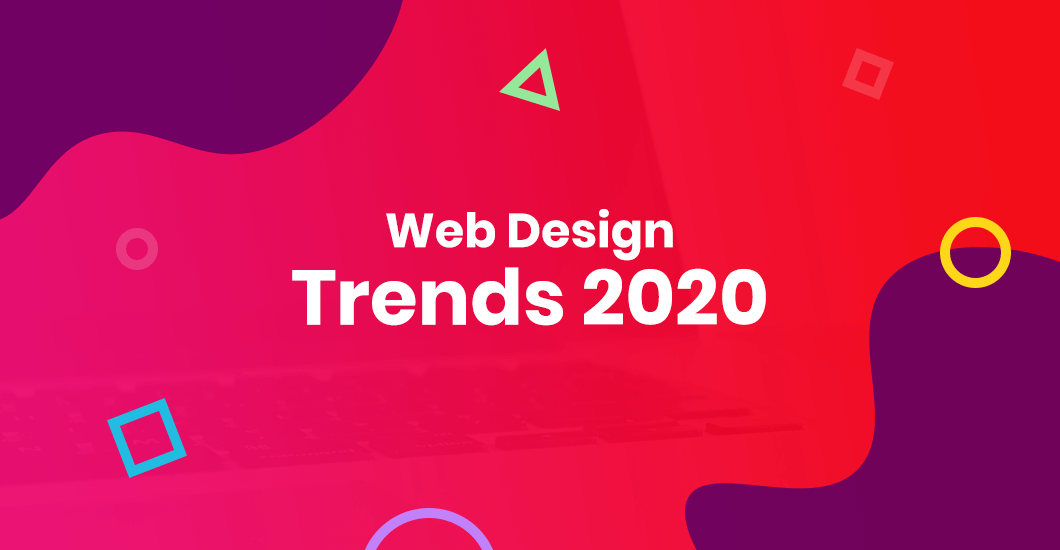 What are the current trends in Web Design